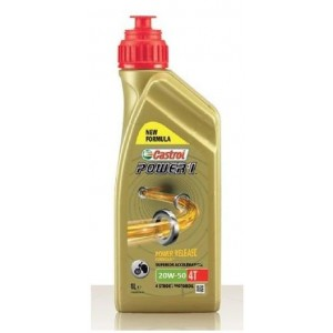 CASTROL POWER 1 4T 20W-50 12lt. (12PZx1LT)