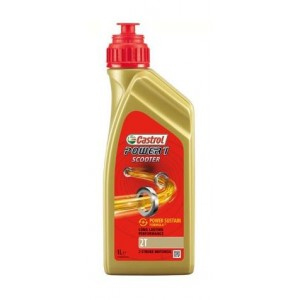 CASTROL POWER 1 SCOOTER 2T 12lt. (12PZx1LT)