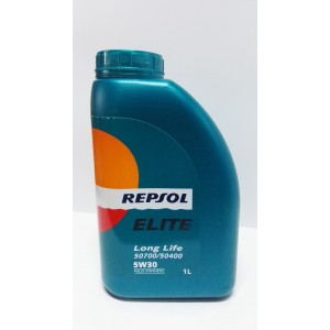 REPSOL ELITE LONG LIFE 5W30 1lt. 507.00/504.00