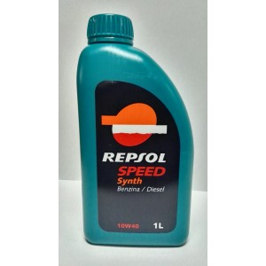REPSOL SPEED SYNTH 10W-40 1lt.