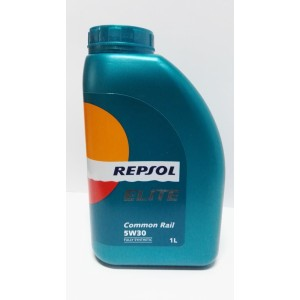 REPSOL ELITE COMMON RAIL 5W30 LT.1