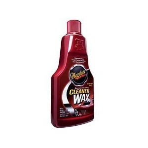 A-1216EU MEGUIARS CERA LIQUIDA CLEANER WAX 473 ml