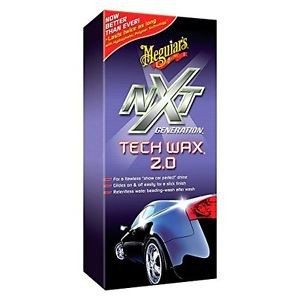 G-12718EU MEGUIARS NXT CERA LIQUIDA TECH WAX, NXT GENERATION TECH WAX 532 ml