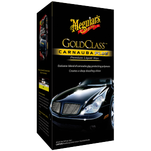 G-7016EU MEGUIARS  CERA GOLD CLASS Gold Class Clear Coat Liquid Wax 473 ml
