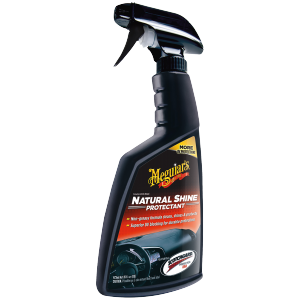 G-4116EU MEGUIARS RINNOVA PLASTICA E CRUSCOTTI NATURAL SHINE VINYL AND RUBBER 473 ml