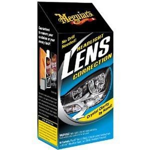 G-3700EU MEGUIARS KIT RINNOVA FANALI LENS CORRECTION KIT